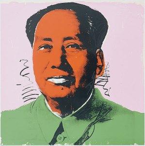 Il presidente Mao Zedong, visto da Andy Warhol